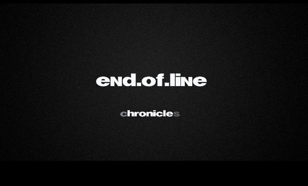 Visueel van project End of Line chronicles