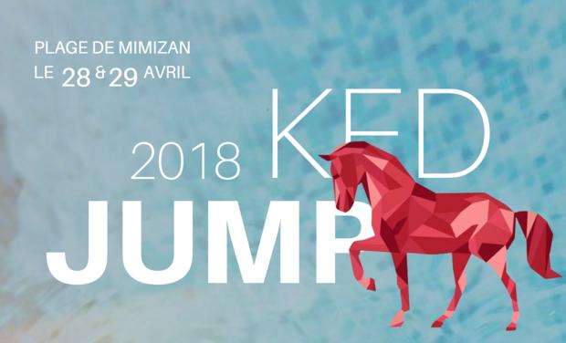 Visuel du projet Concours de saut d'obstacles d'entrainement - Ked'Jump