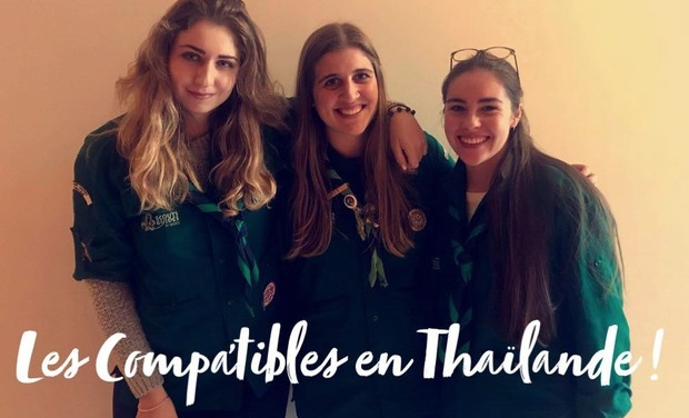 Project visual Les Compa'tibles en Thaïlande
