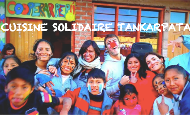 Project visual Cuisine solidaire pour la communauté de Tankarpata, Pérou