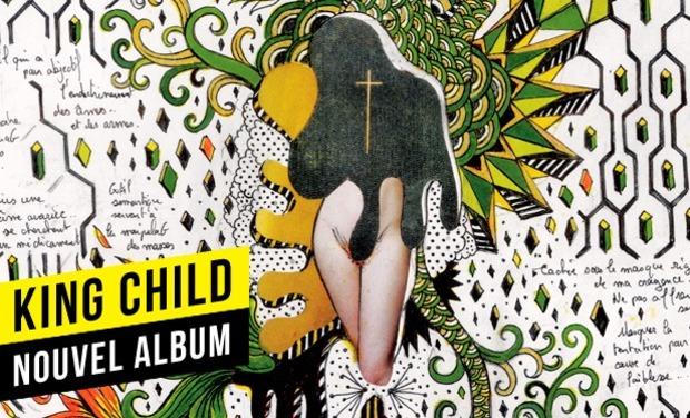 Visuel du projet King Child : nouvel album