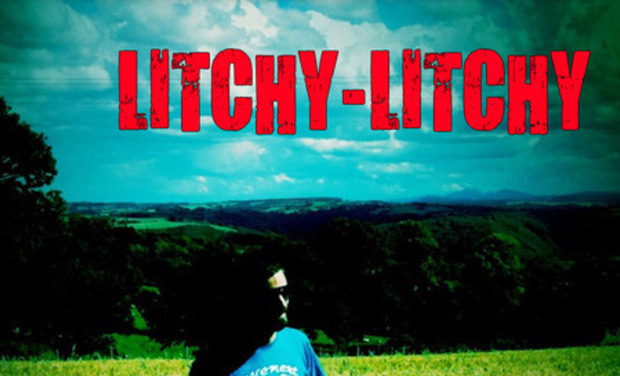"Visueel van project LITCHY-LITCHY - 1er Album - ""Coco Covering"""