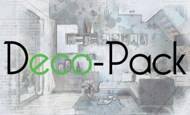 Visueel van project lancement du déco-pack, la décoration pour tous