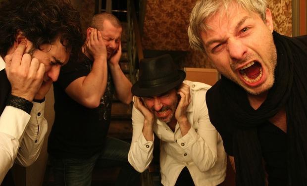 Visuel du projet Nouvel album pour le groupe The Synd.