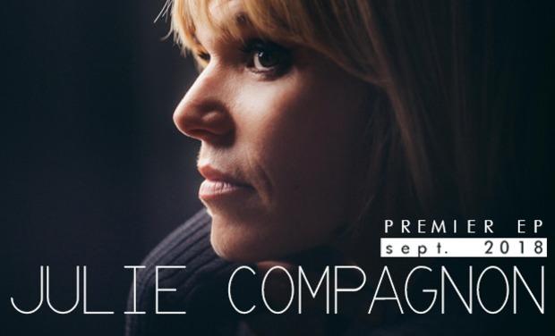 Visuel du projet Julie Compagnon I Participez à la création de mon premier EP 4 titres !