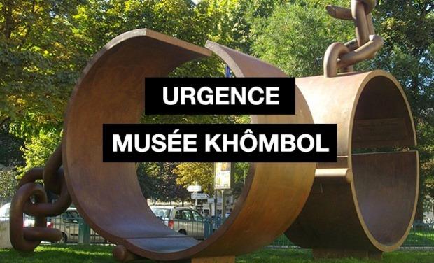 Visuel du projet Urgence Musée Khômbol