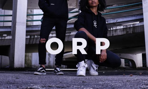 Visuel du projet Maison ORP, vêtements contemporains fabriqués en France