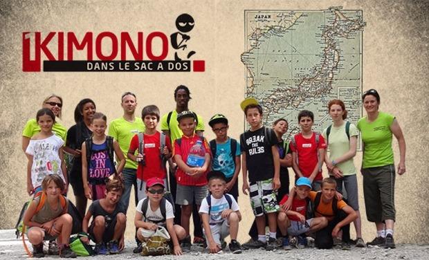 Project visual Voyage culturel et sportif pour les jeunes judoka du Trièves