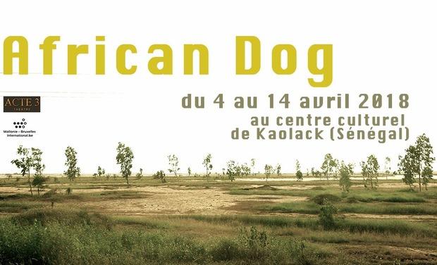 Visueel van project African Dog