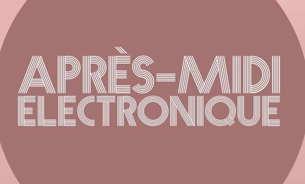 Visuel du projet Après midi Électronique