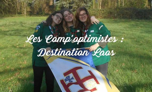 Visuel du projet Les Comp'Optimistes : destination Laos !