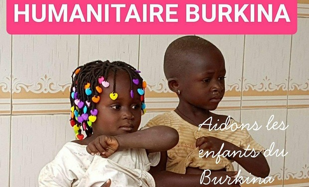 Project visual Humanitaire Burkina-Faso - Aidons les enfants et les patients de Pô