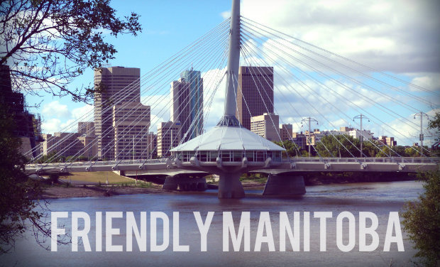 Visuel du projet Friendly Manitoba - Documentaire