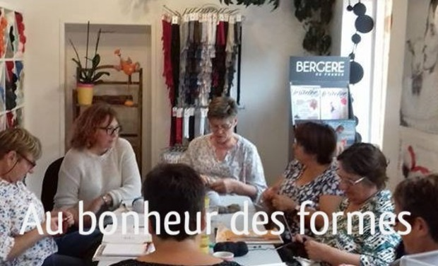Visuel du projet AU BONHEUR DES FORMES