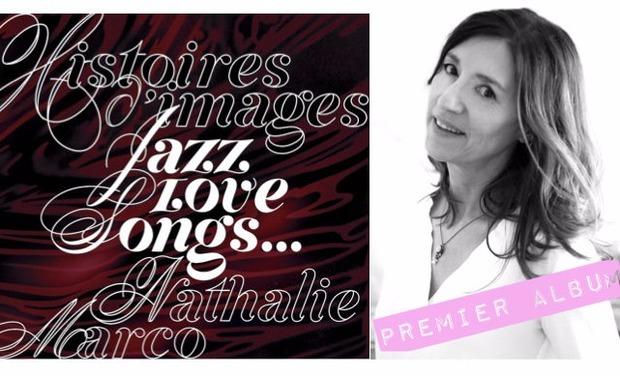 Project visual CD Nathalie Marco, premier album!