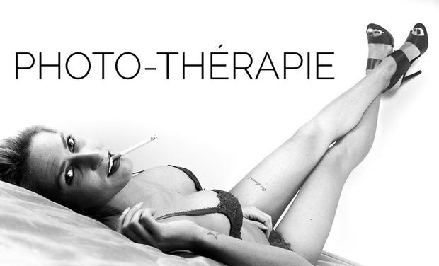 Project visual Shooting Photo : Photothérapie en Studio !
