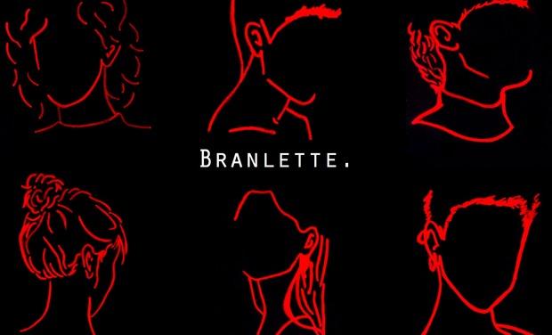 Visuel du projet Branlette // Compagnie M'Amuse