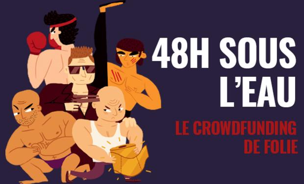 Visuel du projet 48h Sous L'eau - Deuxième Edition