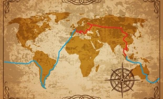 Visuel du projet Un Tour du Monde sans Ailes