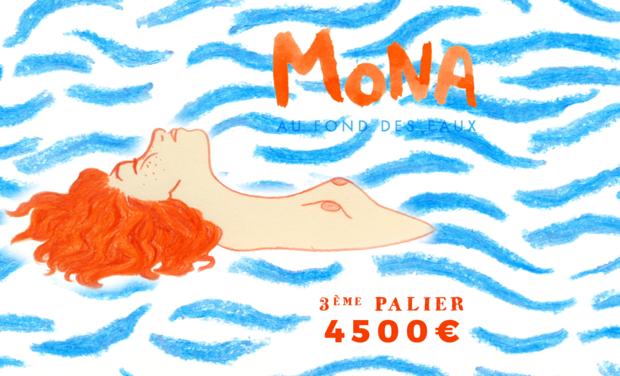 Visuel du projet Mona au fond des eaux