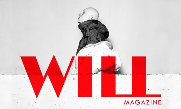 Project visual WILL magazine
