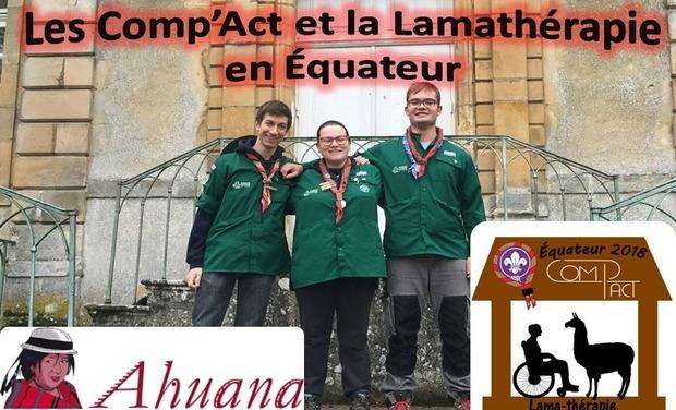 Project visual Les Comp'Act (07) en Équateur