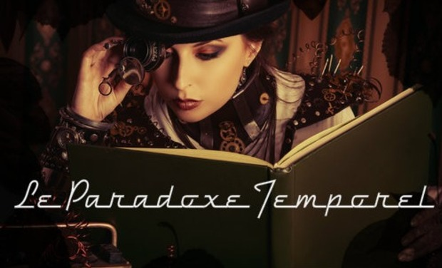 Project visual Le Paradoxe Temporel