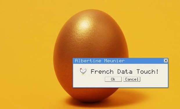 Project visual French Data Touch