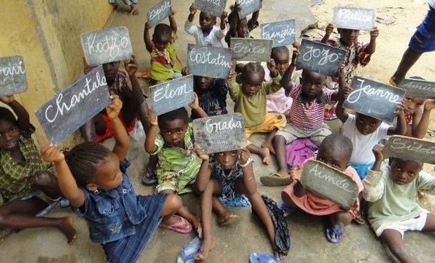 Visuel du projet une bibliothèque pour enfants à Kpele Tsavie au Togo
