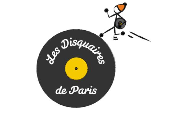 Visuel du projet Les Disquaires de Paris