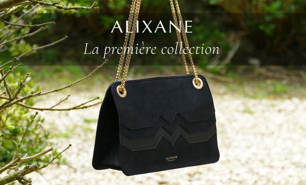 Visuel du projet Alixane - La Première Collection
