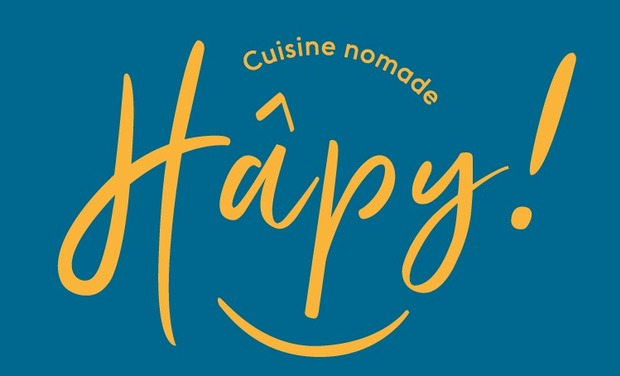 Visuel du projet HÂPY Food Truck, Cuisine nomade à Bordeaux et ses environs