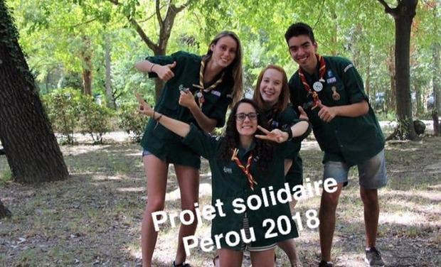 Visuel du projet Les compa'futés en projet solidaire au Perou !