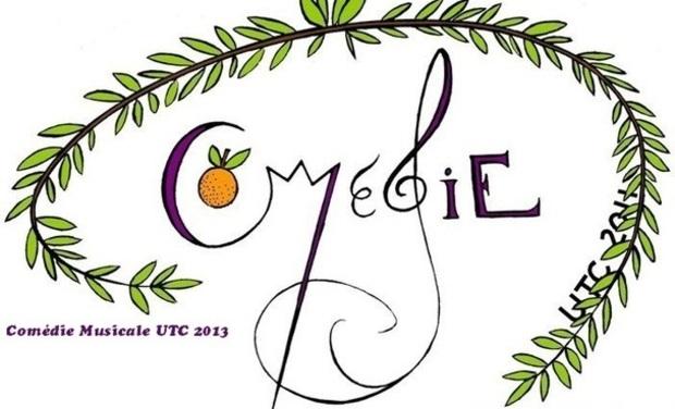Visueel van project Comédie Musicale UTC