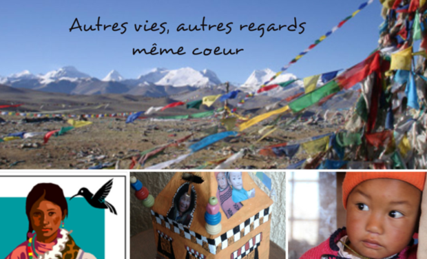 Project visual Autres vies, autres regards, même coeur
