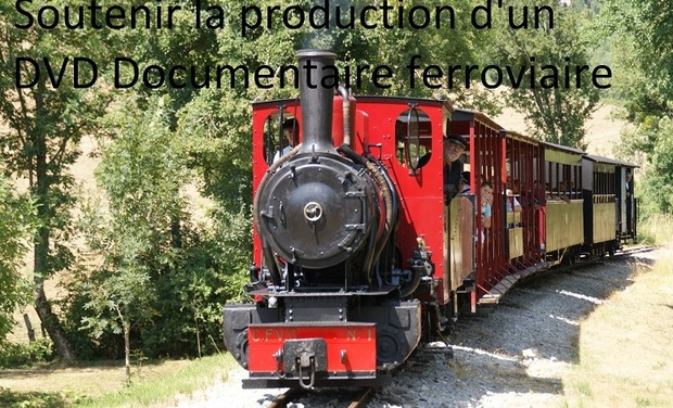 Visueel van project Financer la production d'un DVD documentaire ferroviaire