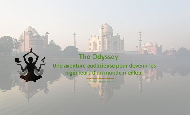 Visuel du projet The Odyssey : One more step !