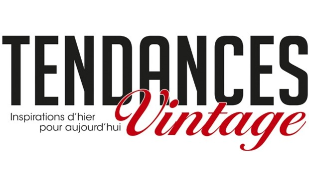 Visueel van project Tendances Vintage Magazine