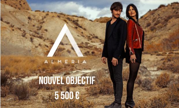 Project visual Almeria - Un nouvel EP et un clip !