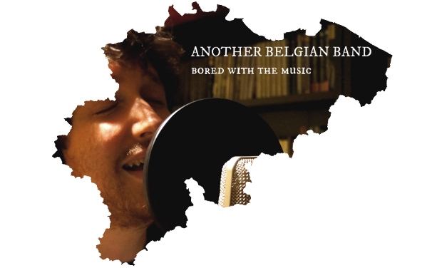 Visuel du projet Bored with the music : premier album d'Another Belgian Band