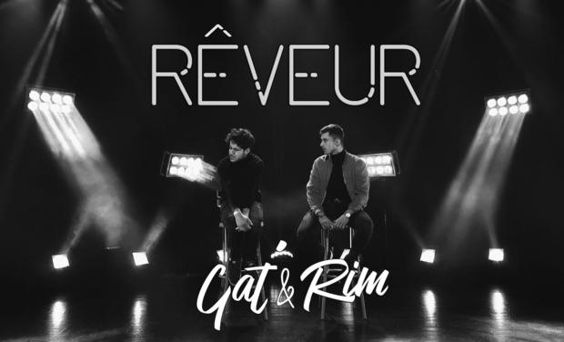Project visual EP / RÊVEUR Gat' & RIM