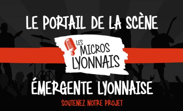 Project visual Soutenez le Portail de la Scène Emergente Lyonnaise!!