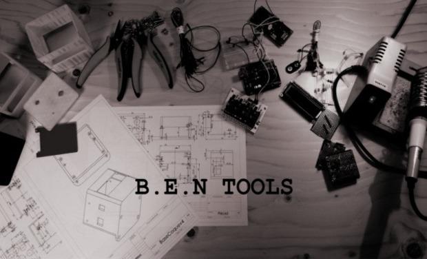 Visuel du projet B.E.N Tools, Aidez à créer l'outil de demain!
