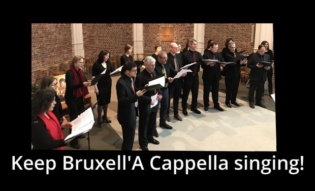 Project visual Bruxell'A Cappella