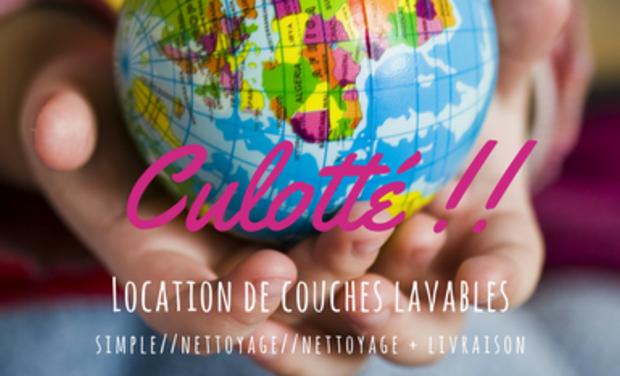 Visueel van project Culotté !! Location de couches lavables