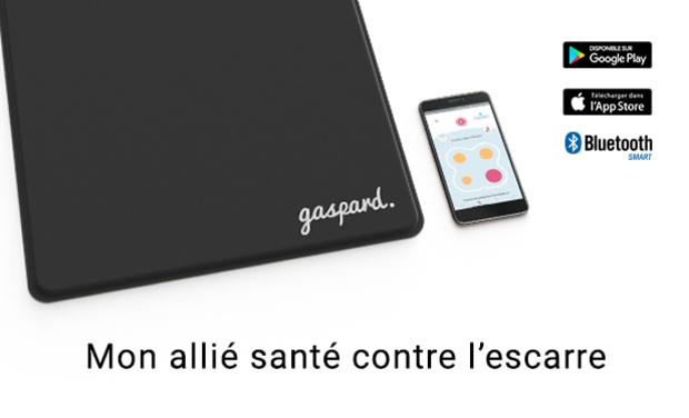 Visuel du projet Gaspard, mon allié santé contre l'escarre.