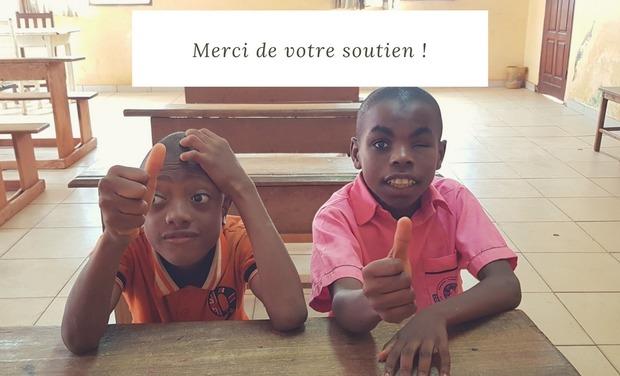 Visuel du projet Réhabilitation de l'école Inclusive Louis Braille