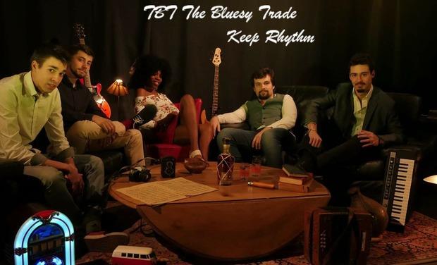 Visuel du projet TBT The Bluesy Trade sort son premier album ! Keep Rhythm
