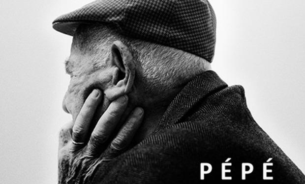 Project visual PÉPÉ le livre / Dorian François