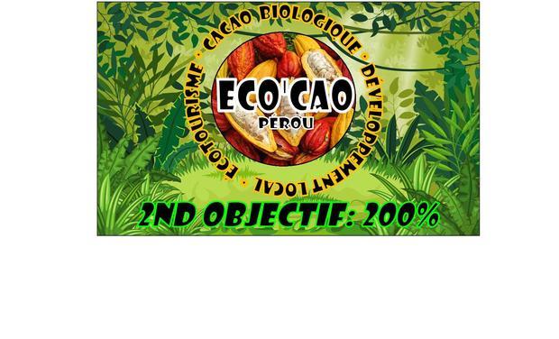 Visuel du projet Eco'cao: cacao biologique, écotourisme et soutien au développement local